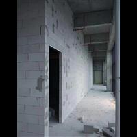株洲加气块隔墙施工