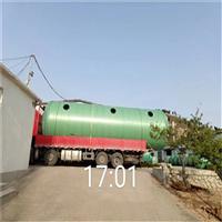 舟山市玻璃钢化粪池厂家
