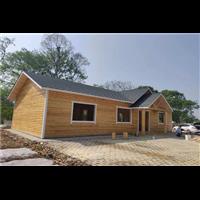 新疆防腐木木屋工程