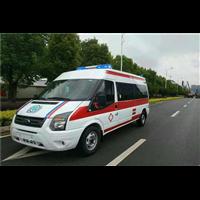 上城区长途救护车出租-查看预约