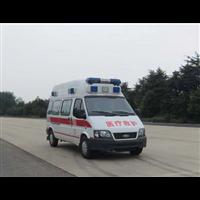 乐清市急救车租赁-24小时服务
