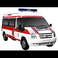 平湖市长途救护车出租-联系方式
