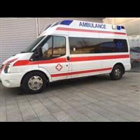诸暨市私人120救护车出租-24小时服务