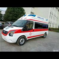 青阳长途救护车出租-联系方式