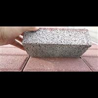 邯郸哪有透水砖厂透水环保砖报价