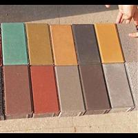 邯郸彩砖厂渗水砖草坪砖护坡砖