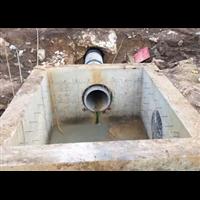 盐田燃气管顶管
