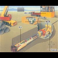 深圳钢管顶管