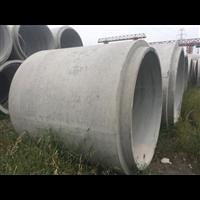 污水管顶管接收井