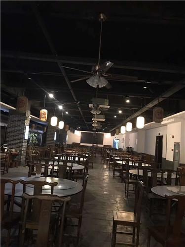 深圳福田餐館整場回收