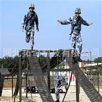 海军部队400米渡海登陆障碍四百米登岛障碍体能训练器材