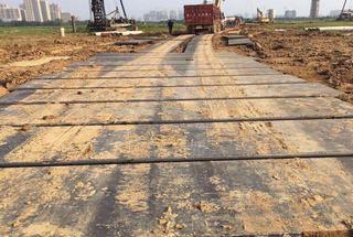 淮安市铺路钢板出租