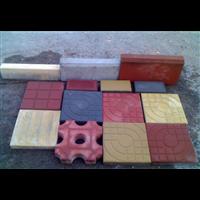 海南彩色道板砖