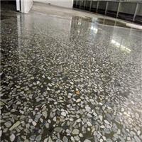 新疆水磨石地坪制作