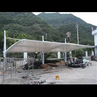 福建泉州膜结构车棚
