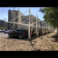 福建莆田膜结构车棚