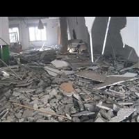 淄博旧房子拆除