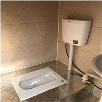 单体直排移动厕所出租