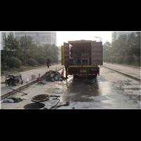 禅城区市政管道疏通清洗工程