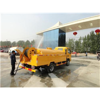 禅城区高压车清洗道路服务