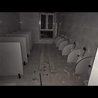 天津洗手间隔断安装