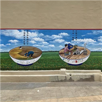 昆明文化墙
