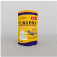 桶装益生菌高钙驼奶
