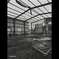 白银钢结构回收