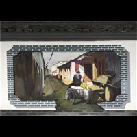 石家庄专业文化墙彩绘