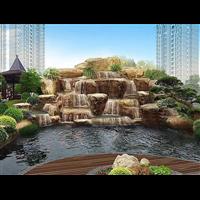 台州假山鱼池a江西假山鱼池a淮安假山制作
