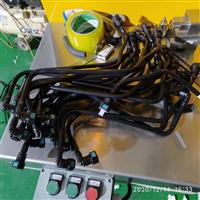 輸油管快速接頭組裝機燃油管接頭裝成機