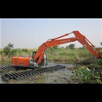 成都租赁水陆两栖挖掘机
