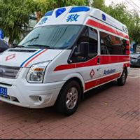 宁波救护车出租