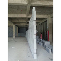 宿州加气砖隔墙施工公司