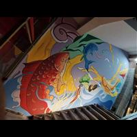 甘肃文化墙