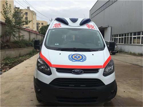 黄浦区救护车转院
