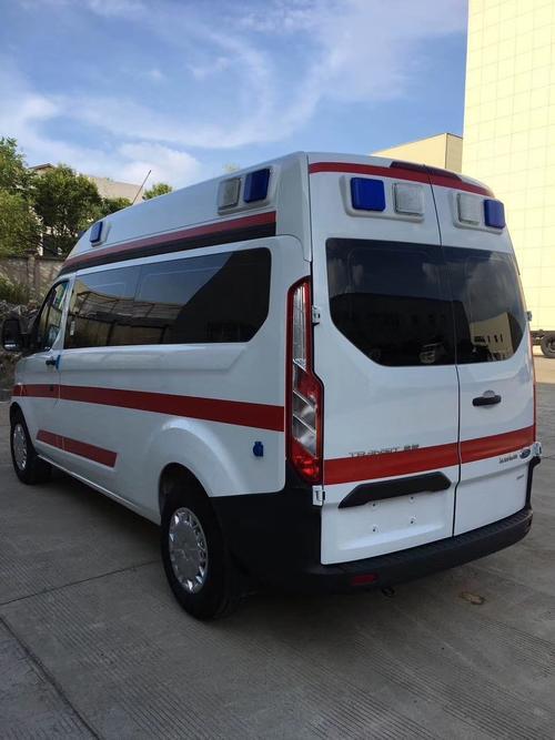 黄浦区救护车接送