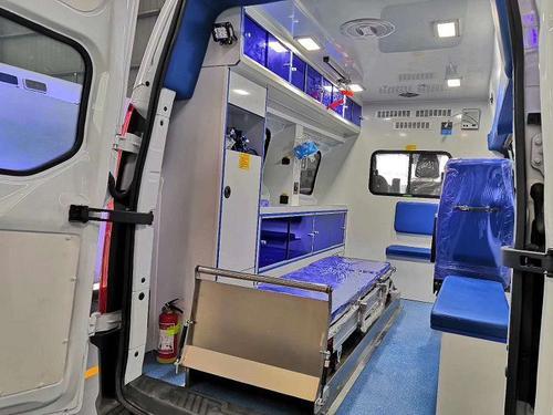 上海救护车转运
