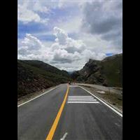日喀則路面標線施工