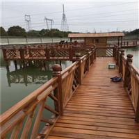温州防腐木木桥定制