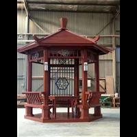 温州古建凉亭