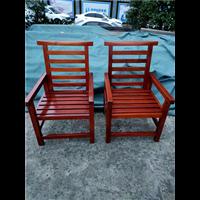 温州防腐木座椅
