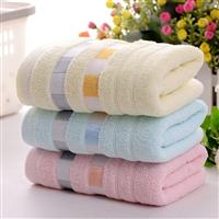 纯棉毛巾成人素色全棉柔软吸水洗脸厂家现货代发批发