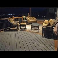 青海塑木地板厂家