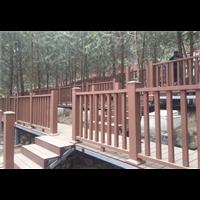 西藏塑木护栏厂家12