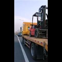 太仓设备叉车搬运