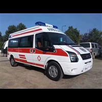 甘肃长途120救护车出租