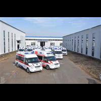兰州长途救护车出租