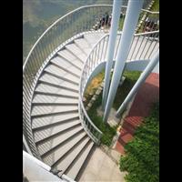 钢构楼梯安装