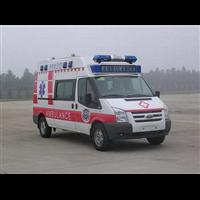北京肛肠医院救护车护送临终病人回家
